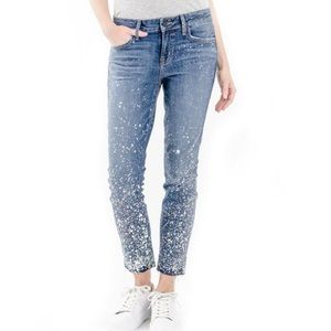 Level 99 Amber Galaxy Jeans